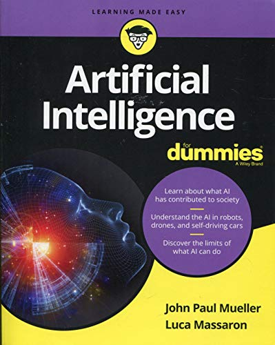 Pdf Technology Artificial Intelligence For Dummies (For Dummies (Computer/Tech))