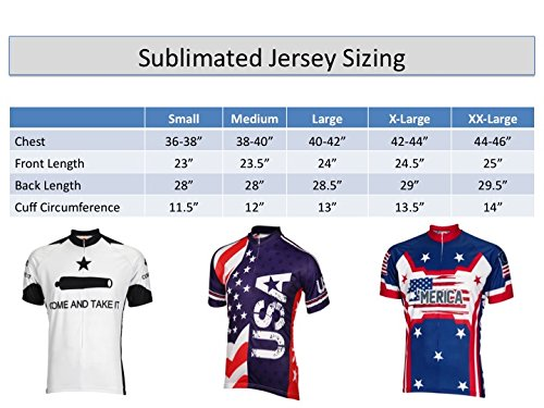 BDI Mens USA Cycling Jersey