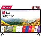 "LG 49LJ5550 com Painel IPS - Smart TV LED 49"" Full HD"