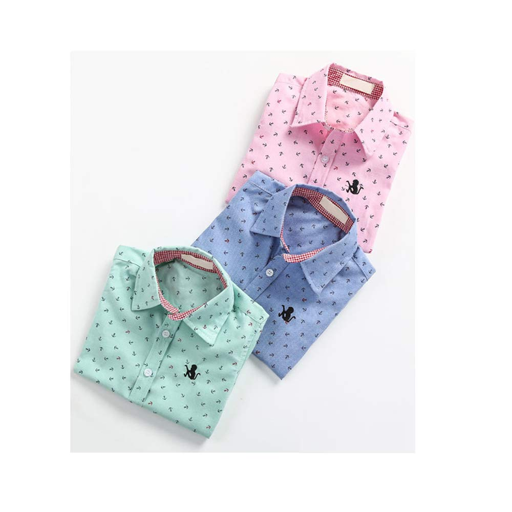 Toddler Boys Short Sleeve Button Down Shirt
