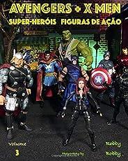 Avengers + X Men: super-heróis
