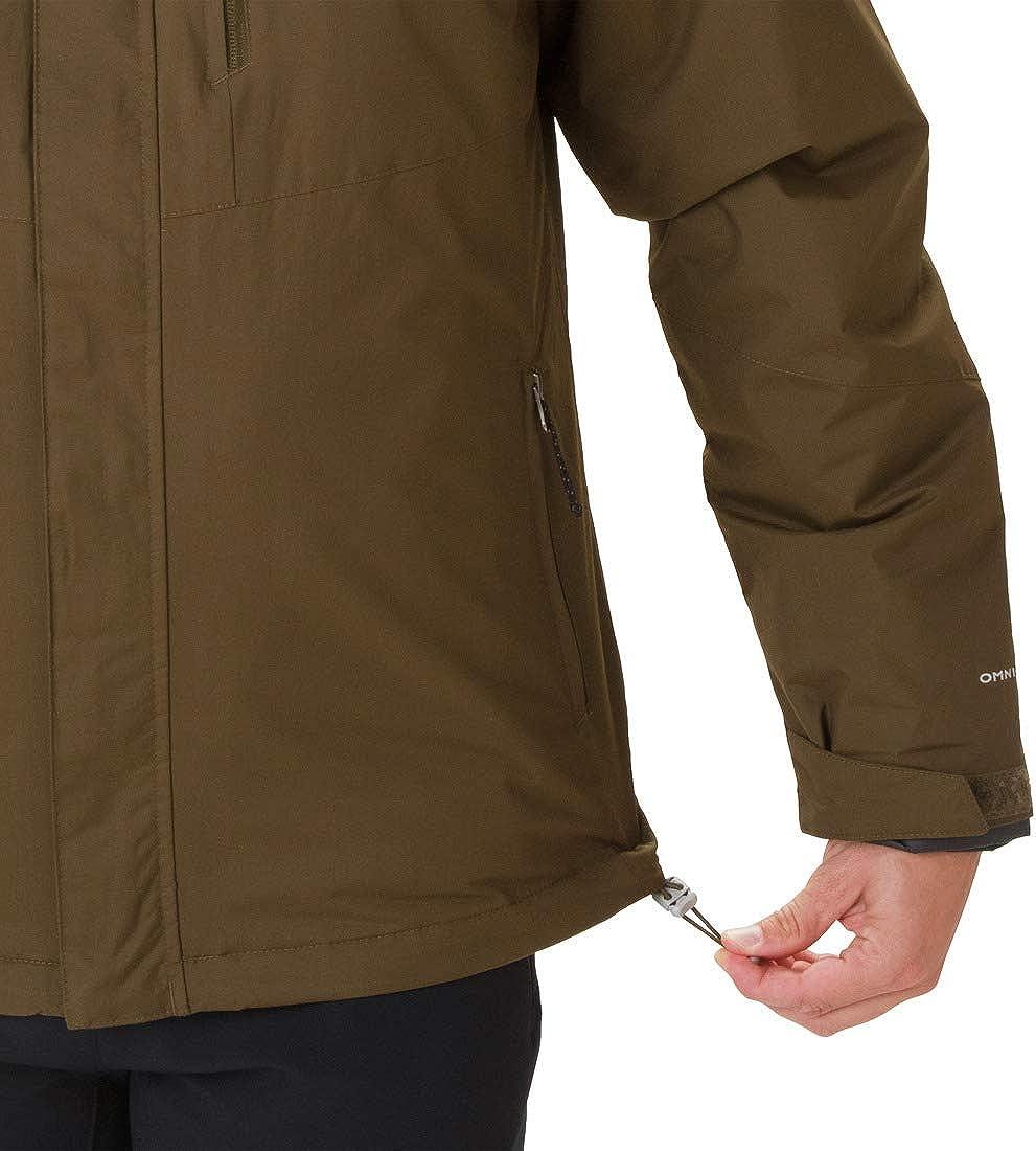Hombre Columbia Element Blocker II Interchange Jacket Chaqueta