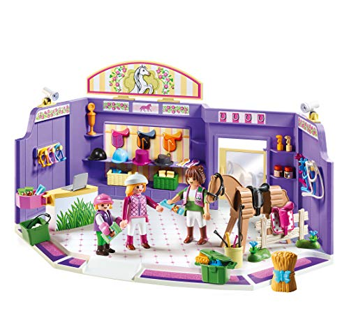 PLAYMOBIL® Horse Tack Shop Multicolor