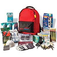 Ready America 70385 Deluxe Emergency Kit 4 Person Backpack by Ready America