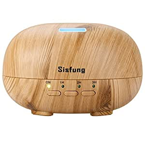Amazon.com : Sisfung Essential Oil Diffuser, 300mL Ultra