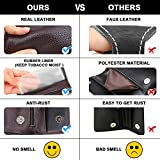 Health Secure Soft Genuine Leather Preserve