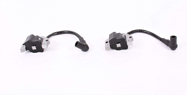 PARTSRUN 2 Pack 21171-0745 Ignition Coil Fits Kawasaki 21171-0713 21171-0739 21171-0742 FH601V FH641V FH661V FH680V FH721V,ZF-IG-A00135-V
