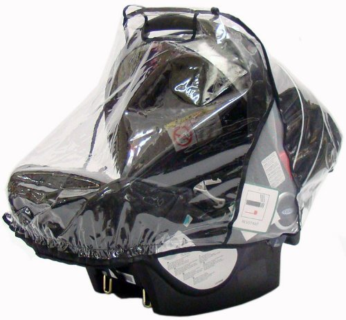Baby Travel Raincover to Fit Graco Logico S Hp Deluxe Carseat BT401/GL