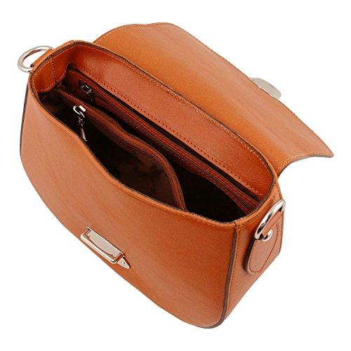 Leather Neoclassic Scuro In Borsa Blu Tracolla Tuscany Pelle A Tl Miele ZOxdEzwqA