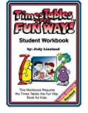 img - for Times Tables the Fun Way Student Workbook book / textbook / text book