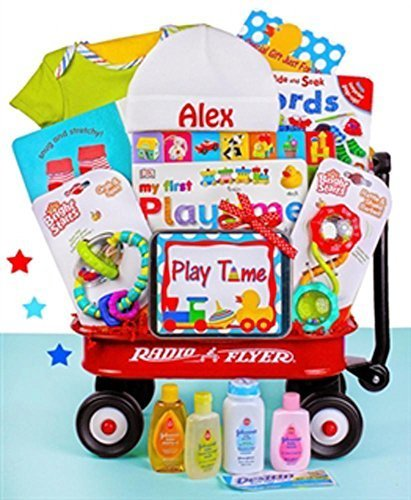Baby Einstein Play Time Wagon - Great Gift by Baby Gift Basket