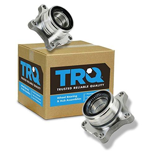 Rear Wheel Bearing Module Pair Left & Right Set For 07-12 Toyota Tundra Pickup ()