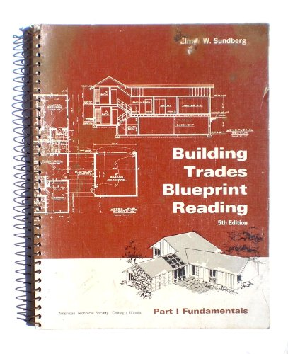 Blueprint reading for the machine trades 4th edition blueprint building trades blueprint reading malvernweather Image collections