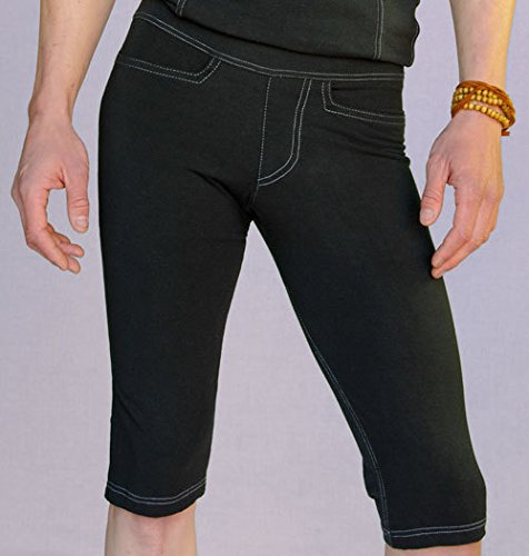 Bhujang Style Cobra Yoga Shorts by Yoga For Men