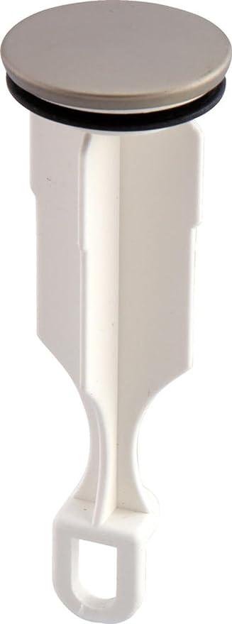 Pearl Nickel Delta Faucet RP23060NN Drain Flange for Bathroom