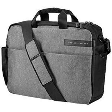 0fdd582acf HP Borsa per Notebook Fino a 15,6 Pollici, Grigio/Nero: Amazon.it ...