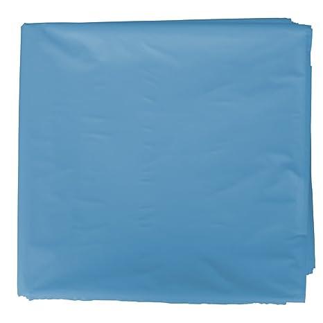 Grafoplas Fixo Kids - Pack de 25 bolsa disfraz, 65 x 90cm, color azul claro