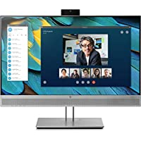 HP EliteDisplay 23.8-Inch Screen LED-Lit Monitor Black/Silver (1FH48AA#ABA)