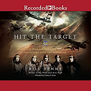Hit the Target Audiobook