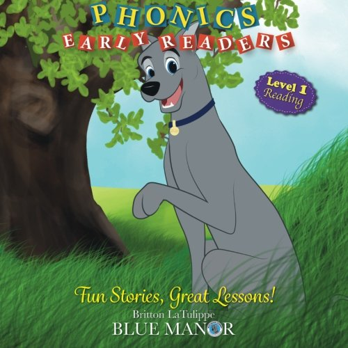 Download Early Readers: Level 1 (Blue Manor Phonics) ebook