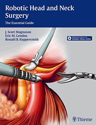 Robotic Head and Neck Surgery: The Essential Guide