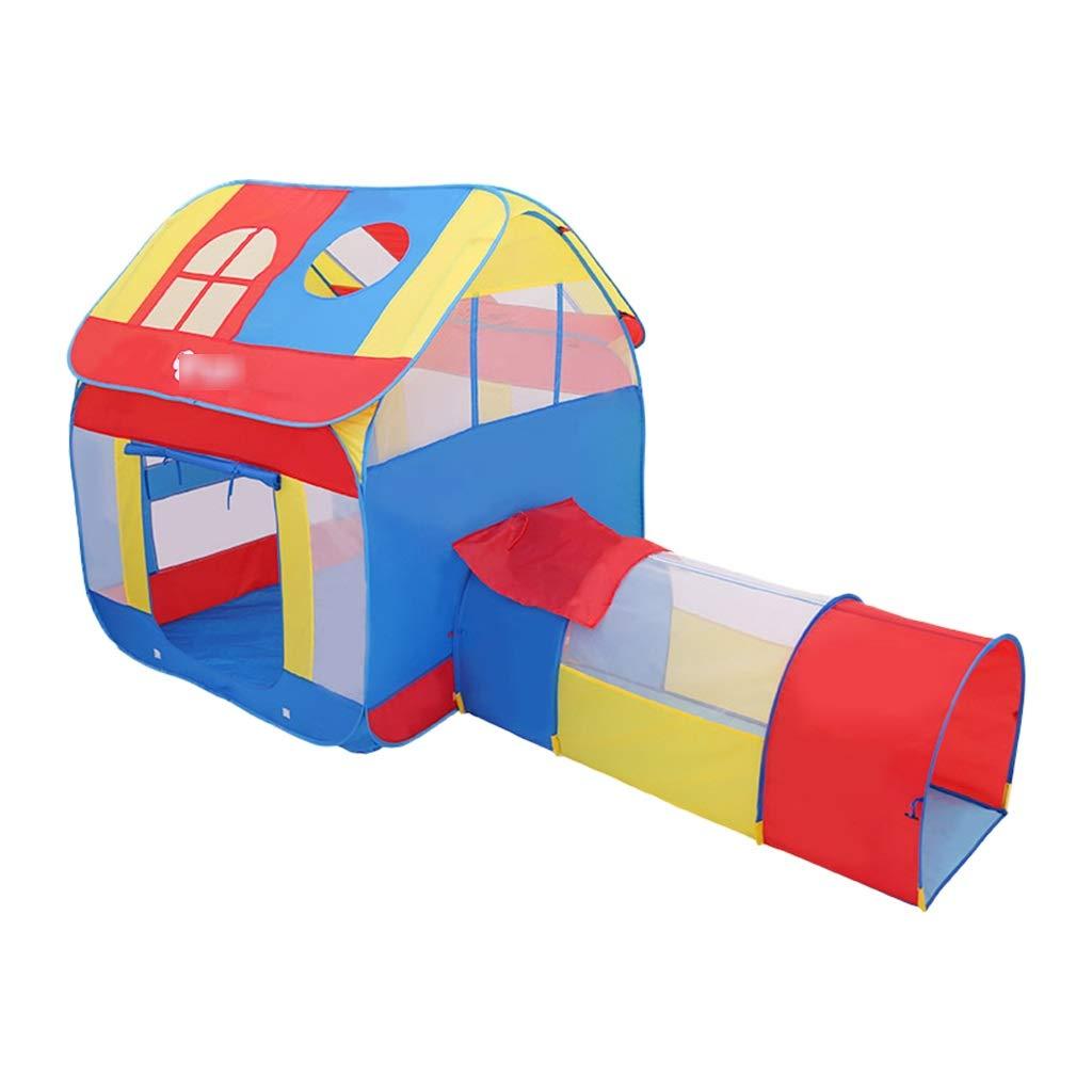 moda clasica rojo LCM Juego de túneles para niños Tienda de de de Juegos para niños en casa Juguetes para el hogar Juguetes para niños en casa túnel de rastreo Tubo Plegable Enviar Regalo para niños (Color   rojo)  el mas reciente