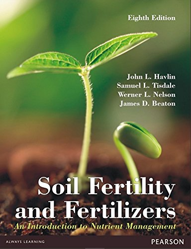 Soil Fertility And Fertilizers, 8Th Edition