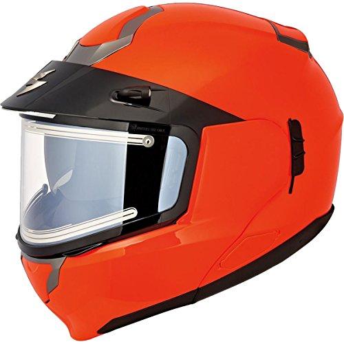Scorpion EXO-900 EL Solid Int Street Bike Motorcycle Helmet Orange / Large