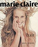 img - for Hair (Marie Claire Style) by Jane Campsie (2000-09-08) book / textbook / text book