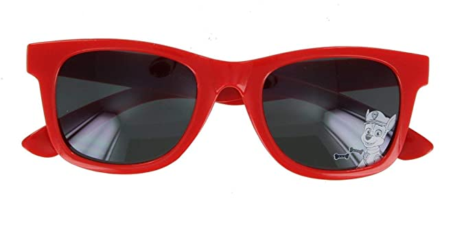 bc9939029 Children's Paw Patrol Sunglasses Kids Character Frame-Red: Amazon.co ...