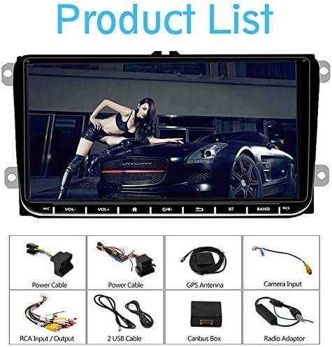 PolarLander 9 Inch Android 8.1 Auto Radio Navegación GPS ...