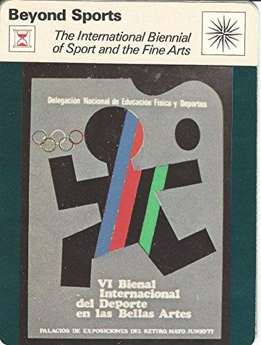 1977-79 Sportscaster Card, 78.21 Beyond Sports, Biennial