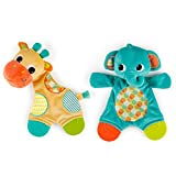 Baby : Bright Starts Snuggle Teether Assorted