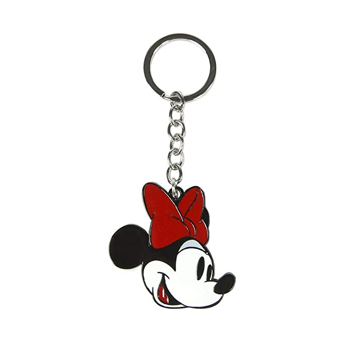 Amazon.com: Cerdá Llavero Minnie Mouse Casual Daypack, 11 cm ...