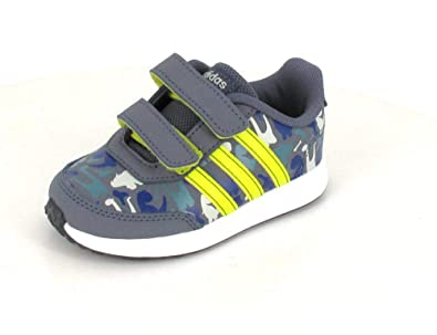 c57b069b5f adidas Unisex-Kinder Vs Switch 2 CMF Inf Fitnessschuhe: Amazon.de ...
