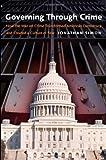 Governing Through Crime, Jonathan Simon, 0195181085