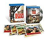 The Bridge on the River Kwai / Le Pont de la rivère Kwai (Bilingual) [Blu-ray Book + DVD]