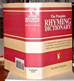 Penguin Pocket Rhyming Dictionary, Rosalind Fergusson, 1854710907
