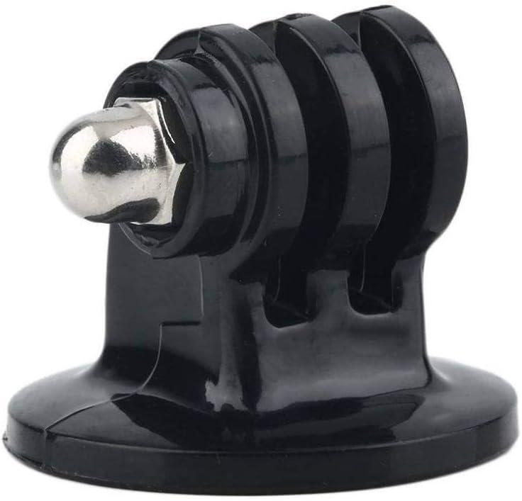 YANXM Tripod Single-Legged Rack mounting Adapter for GoPro Hero 4//3 //3//2//1 Camera Accessories