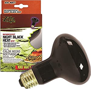 Amazon Com Zilla 09930 Night Black Heat Incandescent Spot