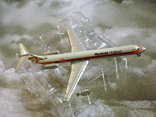 Martinair Dutch Cargo Airline Douglas DC--9-80 Jet Plane 1:600 Scale Die-cast Plane Made in Germany ()
