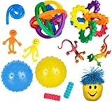 12 Sensory Processing Tools for Kids; Autistic Toys, Occupational Therapy, ADHD, Anxiety Relief