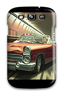 Unique Design Galaxy S3 Durable Tpu Case Cover Grand Theft Auto