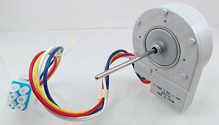 Refrigeradores y congeladores partes del evaporador Motor para ...