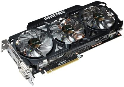 Gigabyte GeForce GTX 770 - Tarjeta gráfica (Nvidia, 1137 MHz, 4096 ...