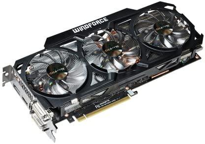 Gigabyte GeForce GTX 770 - Tarjeta gráfica (Nvidia, 1137 MHz, 4096 MB, GDDR5-SDRAM, 256 bit)
