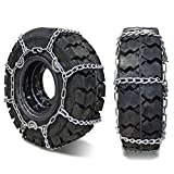 Intella Liftparts 00567354518 Forklift Snow Chains for 2 Wheels, 5.00-8