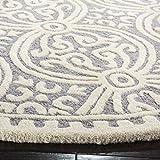 Safavieh Cambridge Collection CAM123D Handmade Wool