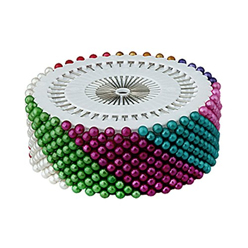 uxcell-round-pearl-decorative-straight-head-pins-assorted-color-15-inch-long-480-pcs