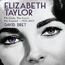 Elizabeth Taylor Audiobook by David Bret Narrated by Maggie Mash